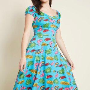 Collectif dress modcloth size 1XL